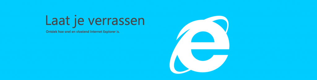 welke browser explorer