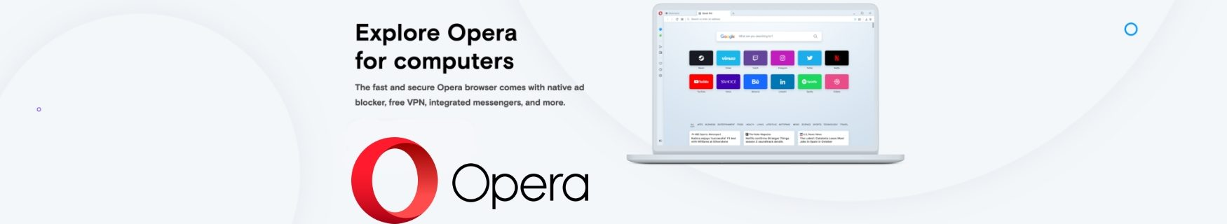 welke browser opera
